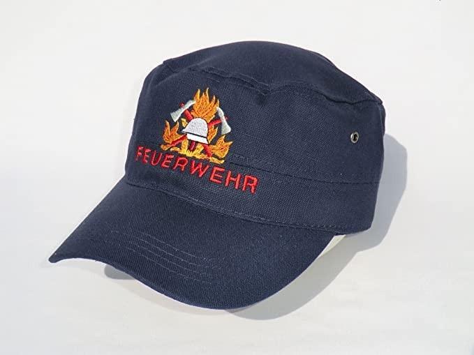 Feuerwehrcap im Army-Trooper Style