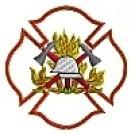 Feuerwehr Poloshirt mit Feuerwehrwappen Typ07