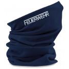 Feuerwehr Maske Mundschutz Halstuch mit Fleece im Halsbereich